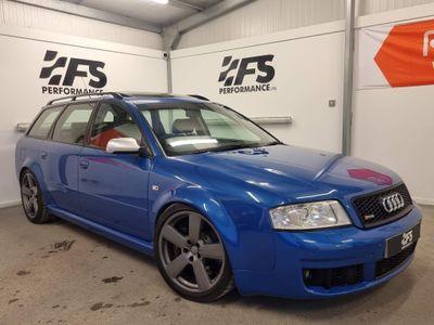 Audi RS6 Avant Estate 4.2 Plus quattro 5dr