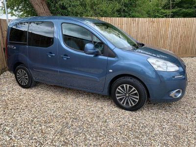 Peugeot Partner MPV HORIZON 1.6 PETROL - WHEELCHAIR ACCESSIBLE VEHICLE WAV
