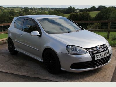Volkswagen Golf Hatchback 3.2 V6 R32 DSG 4MOTION 3dr