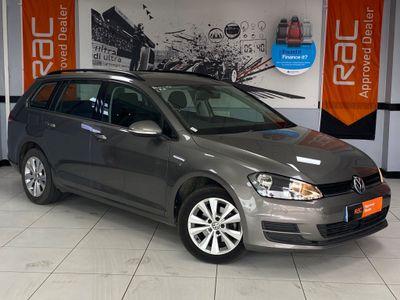 Volkswagen Golf Estate 1.6 TDI BlueMotion Tech SE (s/s) 5dr