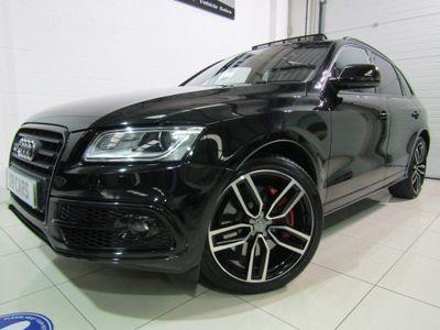 Audi SQ5 SUV 3.0 BiTDI V6 Plus Special Edition Tiptronic quattro (s/s) 5dr