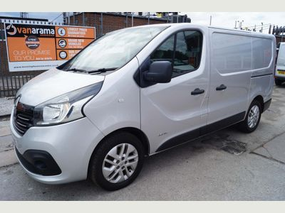 Renault Trafic Panel Van 1.6DCi SPORT NAV L1 MODEL (HIGH SPEC.)