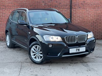 BMW X3 SUV 3.0 30d SE Auto xDrive 5dr