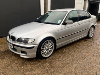 BMW 3 SERIES Saloon 2.9 330d Sport 4dr