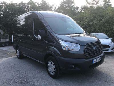 Ford Transit Panel Van 2.0 350 EcoBlue FWD L2 H2 EU6 5dr
