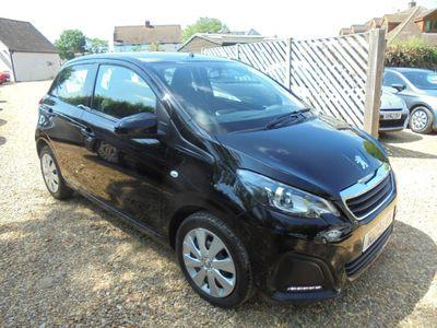 Peugeot 108 Hatchback 1.0 Active 5dr
