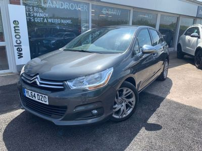 Citroen C4 Hatchback 1.6 e-HDi Selection (s/s) 5dr