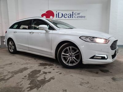 Ford Mondeo Estate 2.0 TDCi Zetec Edition (s/s) 5dr