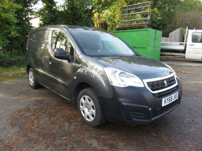 Peugeot Partner Panel Van 1.6 BlueHDi 650 Professional 4dr