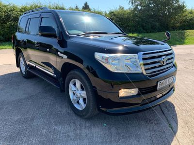 Toyota Land Cruiser Amazon MPV 4.7 V8 5dr (8 Seat)