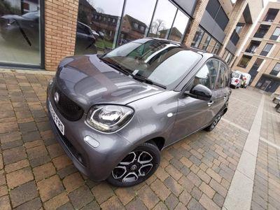 Smart forfour Hatchback 1.0 Prime (Premium) Twinamic (s/s) 5dr
