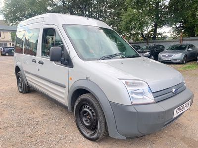 Ford Tourneo Connect MPV 1.8 TDCi Bus 5dr (5 Seats)