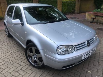 Volkswagen Golf Hatchback 2.8 V6 VR6 4MOTION 5dr
