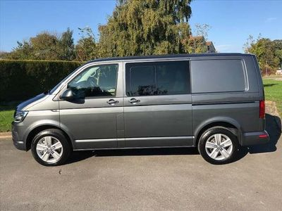 Volkswagen Transporter Other 2.0 TSI T32 BlueMotion Tech Highline Kombi DSG FWD 5dr