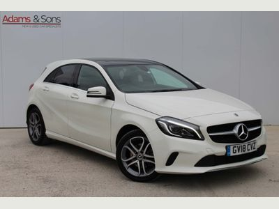 Mercedes-Benz A Class Hatchback 2.1 A200d Sport Edition Plus (s/s) 5dr