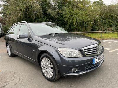 Mercedes-Benz C Class Estate 2.1 C220 CDI BlueEFFICIENCY Elegance 5dr