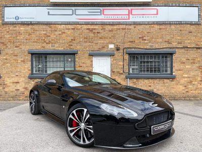 Aston Martin Vantage Coupe 6.0 V12 S Sportshift 2dr (EU5)