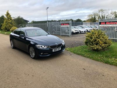 BMW 4 Series Gran Coupe Coupe 3.0 435d Luxury Gran Coupe xDrive 4dr