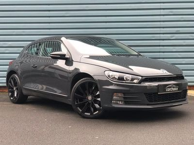 Volkswagen Scirocco Coupe 2.0 TDI BlueMotion Tech Hatchback 3dr
