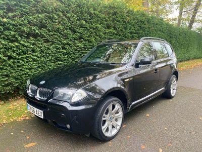 BMW X3 SUV 3.0i M Sport Auto 4WD 5dr