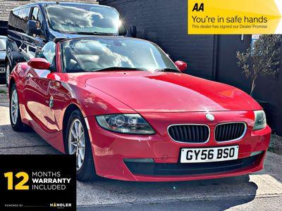 BMW Z4 Convertible 2.0i SE 2dr