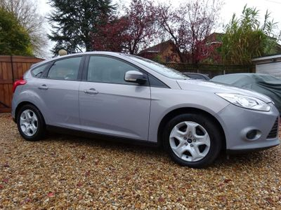 Ford Focus Hatchback 1.6 Ti-VCT Edge 5dr