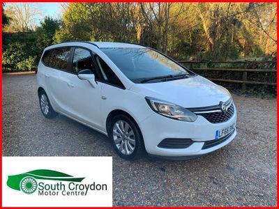 Vauxhall Zafira Tourer MPV 1.4 Turbo Design Tourer