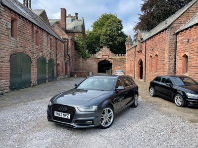 Audi A4 Avant Estate 2.0 TDI S line Avant quattro 5dr