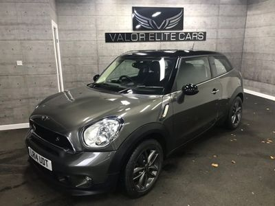 MINI Paceman Hatchback 2.0 Cooper SD 3dr