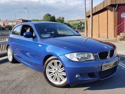BMW 1 Series Hatchback 2.0 116i M Sport 3dr
