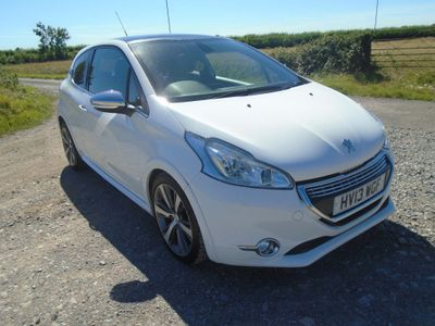 Peugeot 208 Hatchback 1.6 e-HDi XY (s/s) 3dr