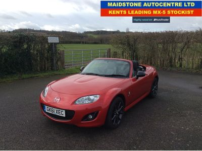 Mazda MX-5 Coupe 2.0 Sport Black Roadster