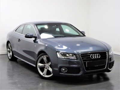 Audi A5 Coupe 3.0 TDI S line Special Edition quattro 2dr