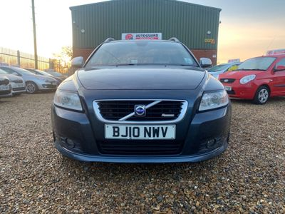 Volvo V50 Estate 2.0 D R-Design SE (Premium Pack) Powershift 5dr
