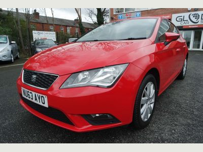 SEAT Leon Hatchback 1.2 TSI S (s/s) 5dr