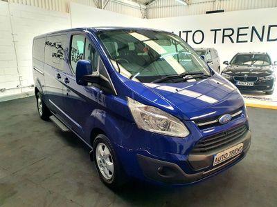 Ford Tourneo Custom Minibus 2.0 TDCi 310 Titanium Bus L2 5dr (8 Seats)