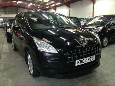 Peugeot 3008 SUV 1.6 HDi Access 5dr