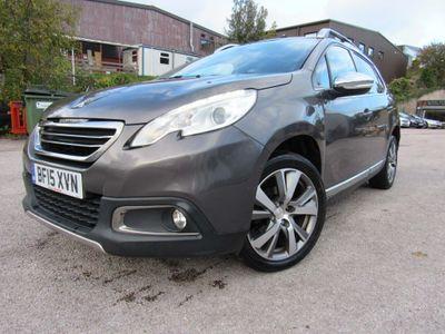 Peugeot 2008 SUV 1.6 e-HDi Feline (s/s) 5dr