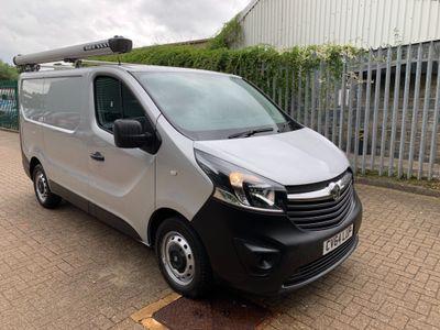 Vauxhall Vivaro Panel Van 1.6 CDTi 2700 L1 H1 EU5 5dr
