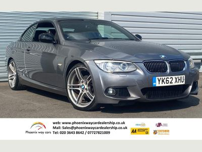 BMW 3 Series Convertible 2.0 320i Sport Plus Edition 2dr