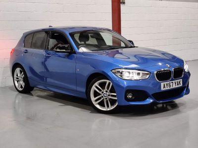 BMW 1 Series Hatchback 1.5 116d M Sport Sports Hatch (s/s) 5dr