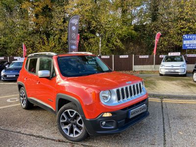 Jeep Renegade SUV 1.4T MultiAirII Opening Edition (s/s) 5dr