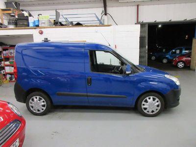 Fiat Doblo Combi Van 1.3 JTD MultiJetII 16v L1 N1 SX Combi 4dr