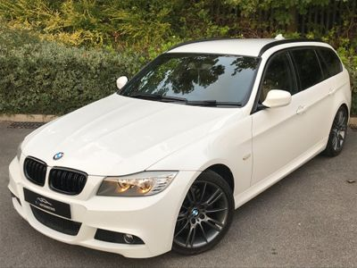 BMW 3 Series Estate 2.0 320d Sport Plus Touring 5dr