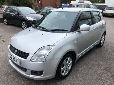 Suzuki Swift Hatchback GLX 5 door Automatic