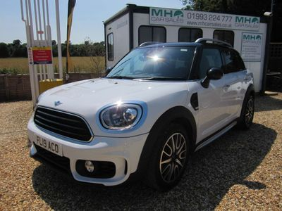 MINI Countryman SUV 1.5 Cooper Sport Steptronic (s/s) 5dr