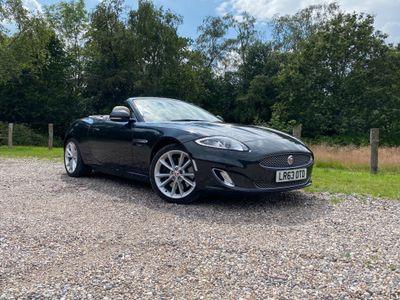 Jaguar XK Convertible 5.0 V8 Portfolio Auto 2dr