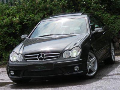 Mercedes-Benz CLK Coupe 6.2 CLK63 AMG 7G-Tronic 2dr