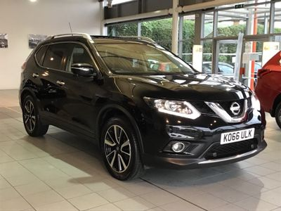 Nissan X-Trail SUV 1.6 dCi N-Vision 4WD (s/s) 5dr