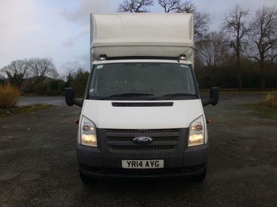 Ford Transit Chassis Cab 2.2 TDCi 350 Chassis Cab RWD EF 2dr (EU5, DRW, Extended Frame)